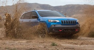 2023 Jeep Cherokee Trailhawk specs