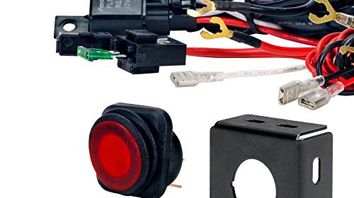 LAMPHUS CRUIZER Off Road ATV/Jeep LED Light Bar Wiring