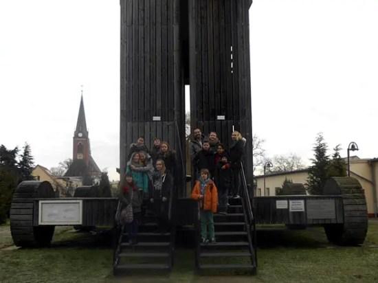 Exkursion der 5 6-er Stammgruppen nach Stendal