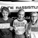'Schule ohne Rassismus - Schule mit Courage