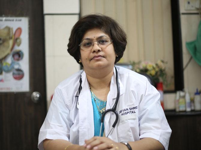 Dr.Dhanashree R Mahadar