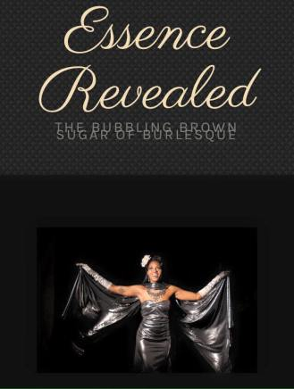 Essence Revealed of Golden Lady Burlesque (www.essencerevealed.com)