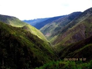 baliem valley trekking