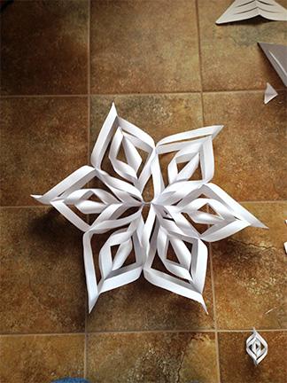 Ornament step 11