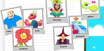 Custom Drupal Theme for Gwen The Magic Nanny website