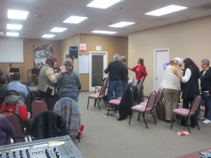 Dayton House of Prayer time