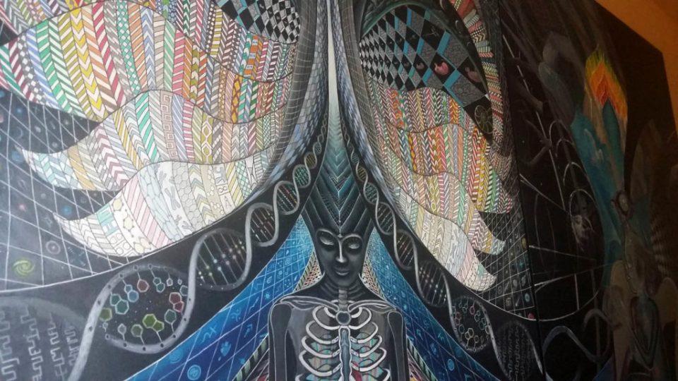 Jeff Angelo art painting 102