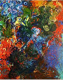 """""""Lollipop House"""" by Marla Olmstead"""