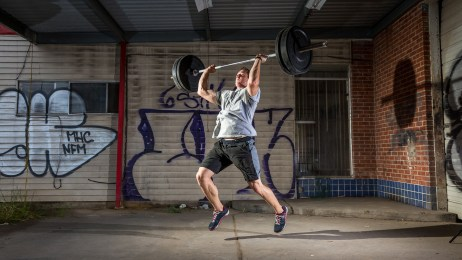 Fitness & Weightlifting Photography in Houston