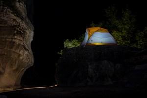 Houston Photographer – Tent