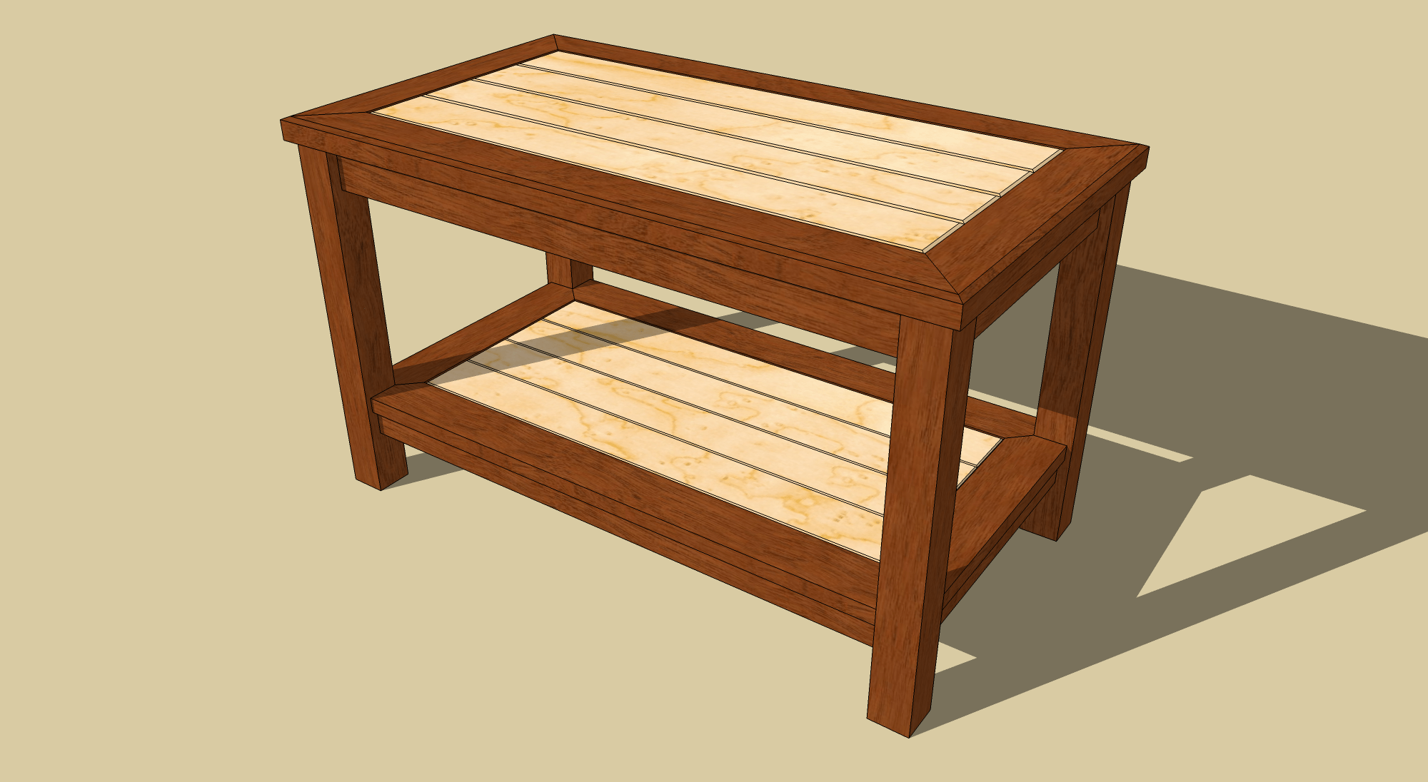 Free Easy Coffee Table Plans PDF Woodworking on Coffee Table Plans  id=18722