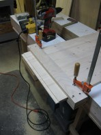 The tenon is formed.