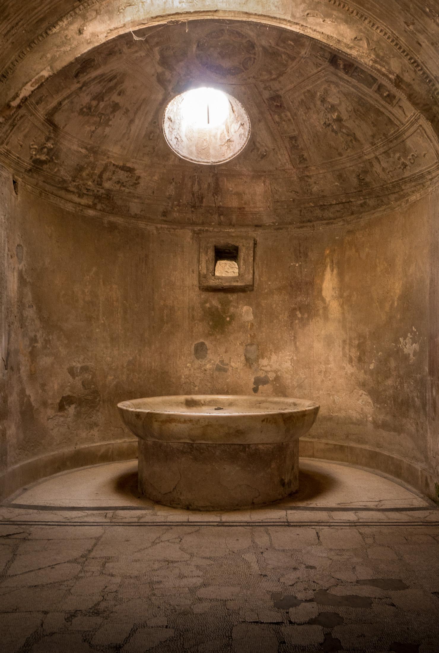 Pompeii, Campagna, 2014