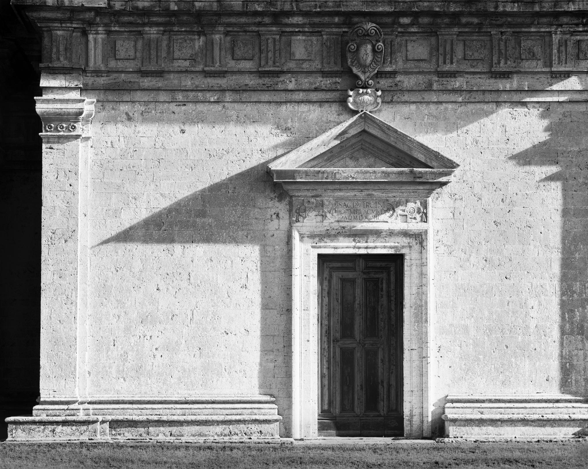 San Biagio, Montepulcianno, Toscana