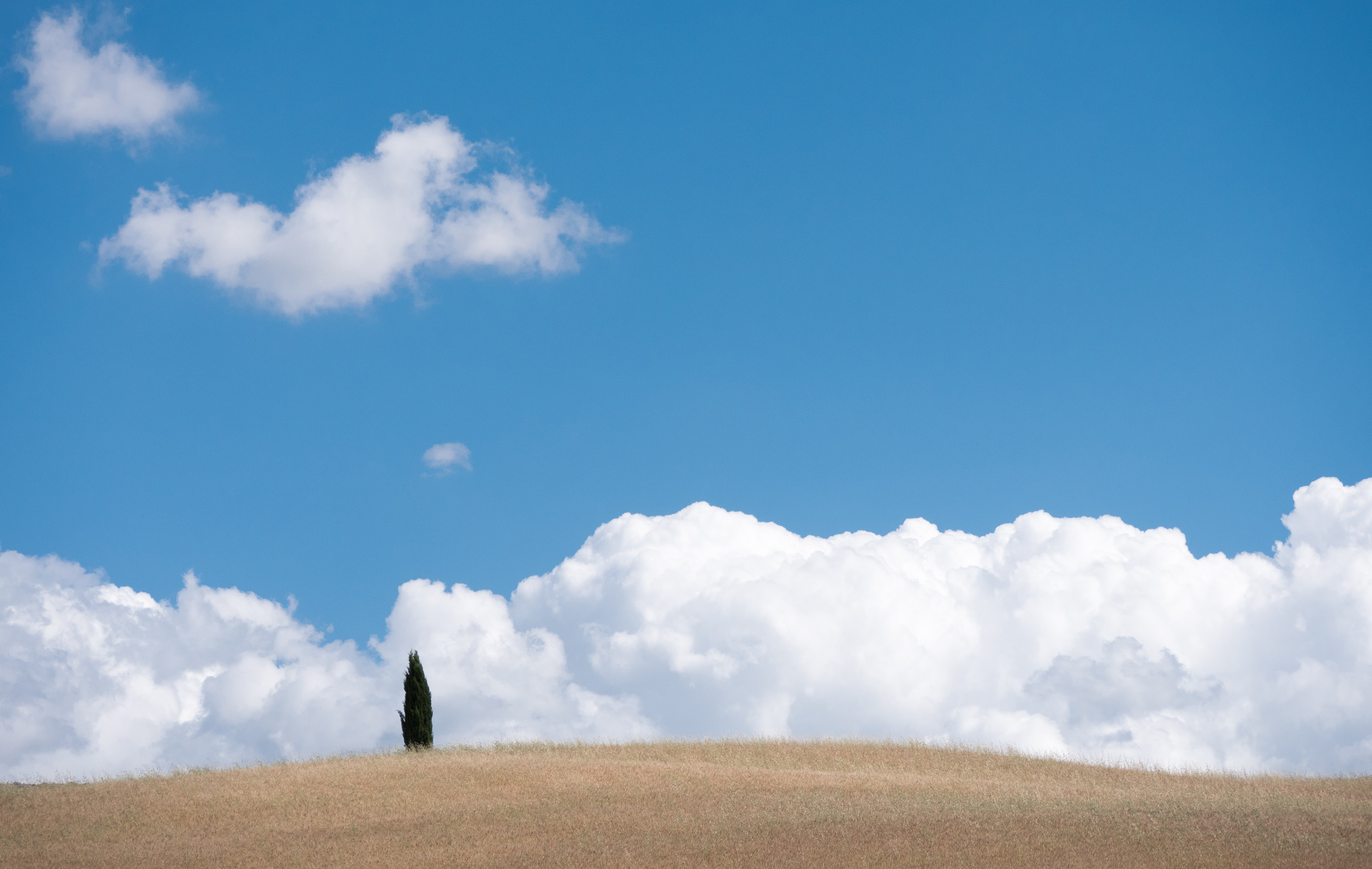 Val d'Orcia, Toscana