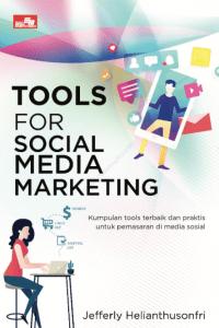 buku Tools Social Media Marketing