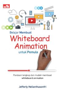 buku Whiteboard Animation Untuk Pemula