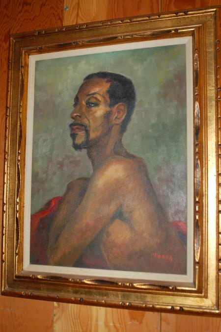 Gregory Hines, artist unknown