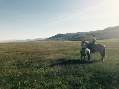 Springs Ranch, riding, horses, Fort Bidwell, California, holistic management