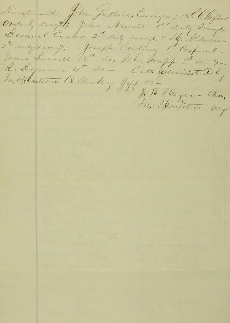 Capt Hazen Lawrence av p3 John Newell, w d trapp , r lyman m r dutton p 3 (2)