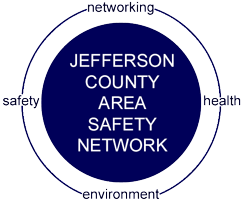 logo for Jefferson County Area Safety Network