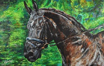 CAVU   Acrylic on Canvas