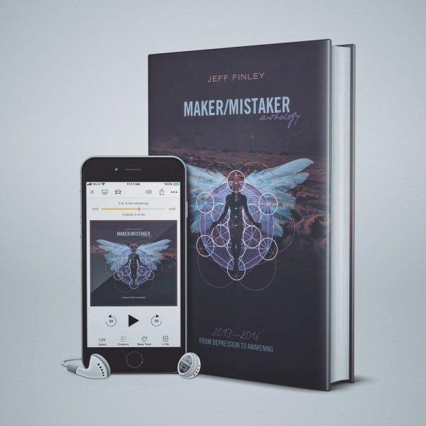 Maker/Mistaker Audiobook