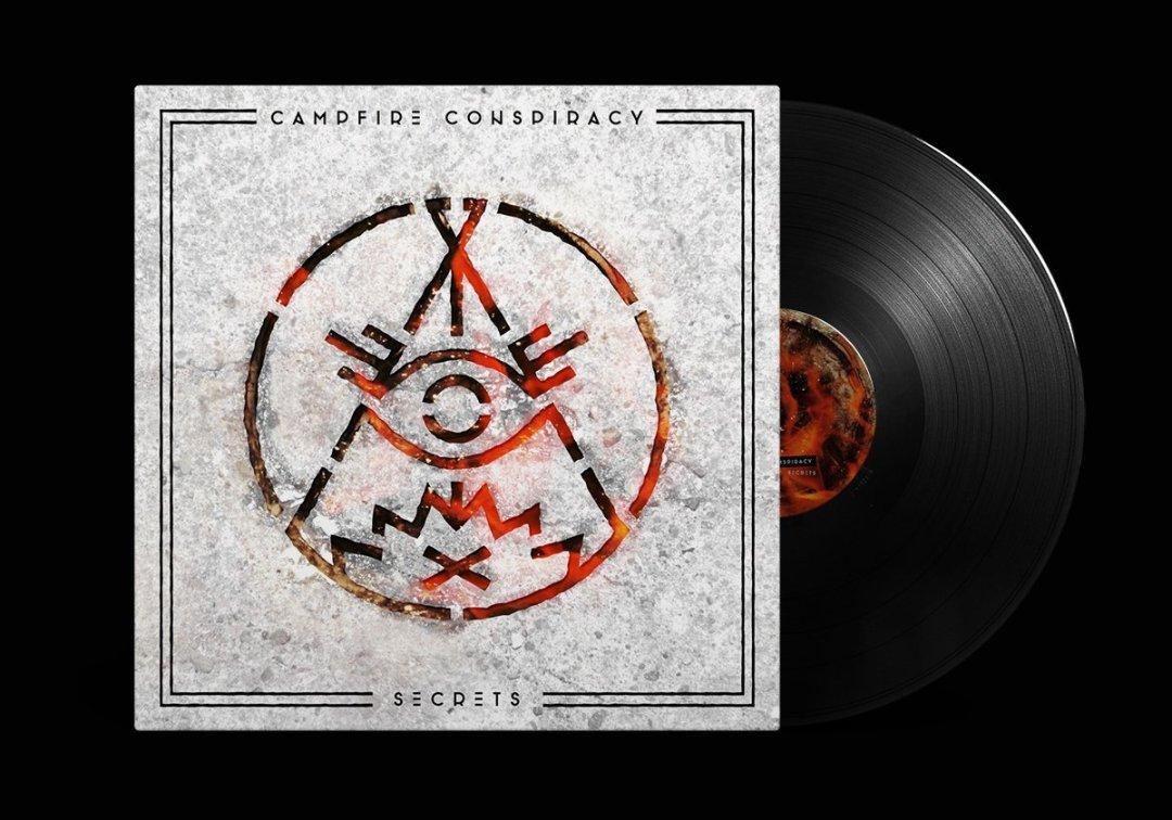 Campfire Conspiracy – Album Art