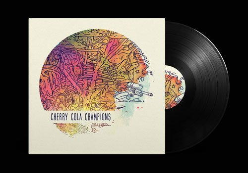 Cherry Cola Champions – Album Art