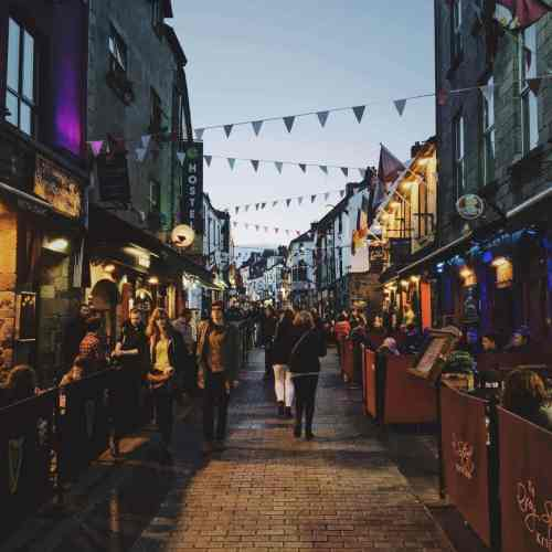 Streets of Galway
