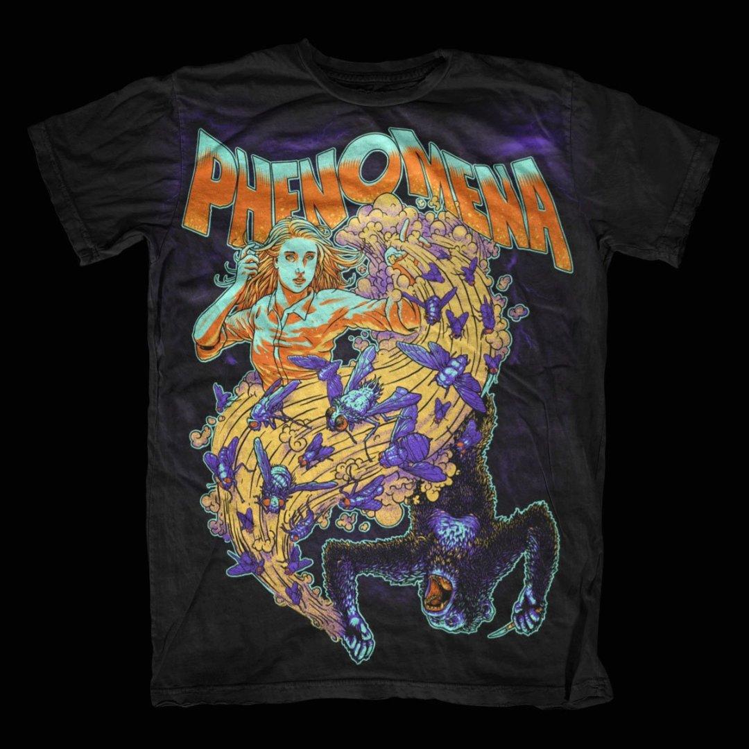 Phenomena – T-Shirt Design