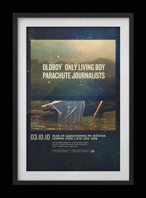 Parachute Journalists – Questioning