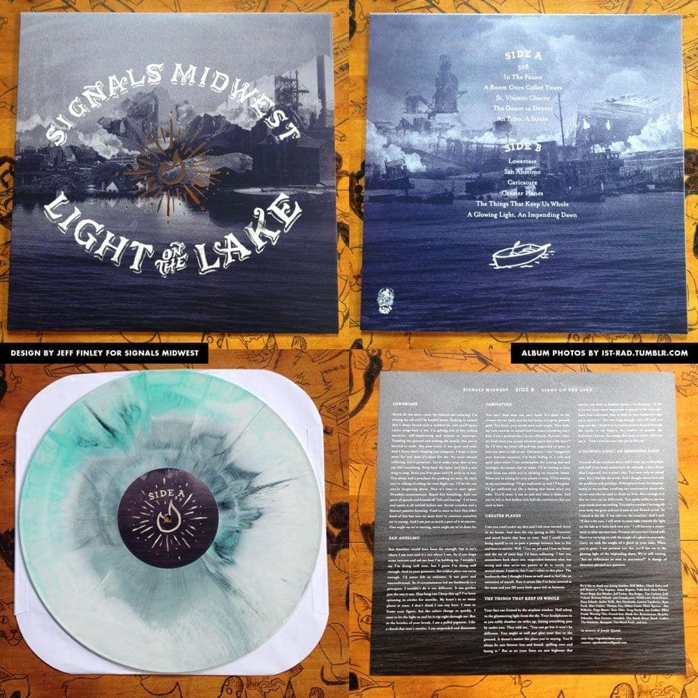 Signals Midwest - Light on the Lake - design by Jeff Finley