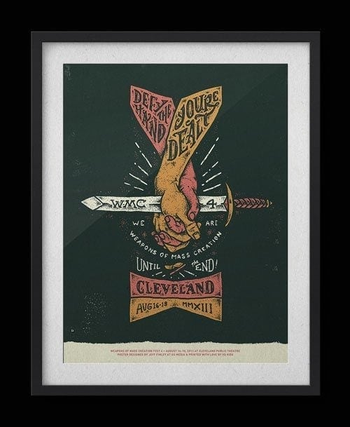 WMC Fest Poster