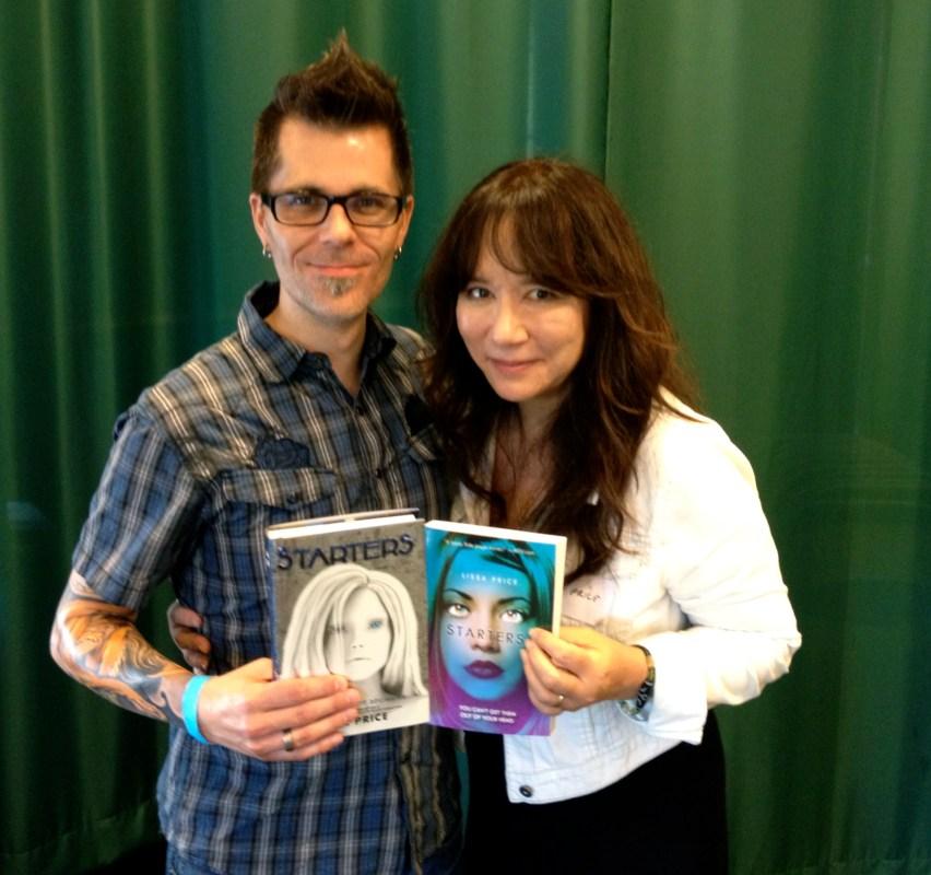 Lissa Price Starters Jeff Garvin The Last Guitar Author YA Books