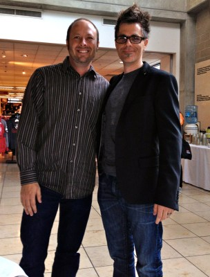 Jay Asher & Jeff Garvin