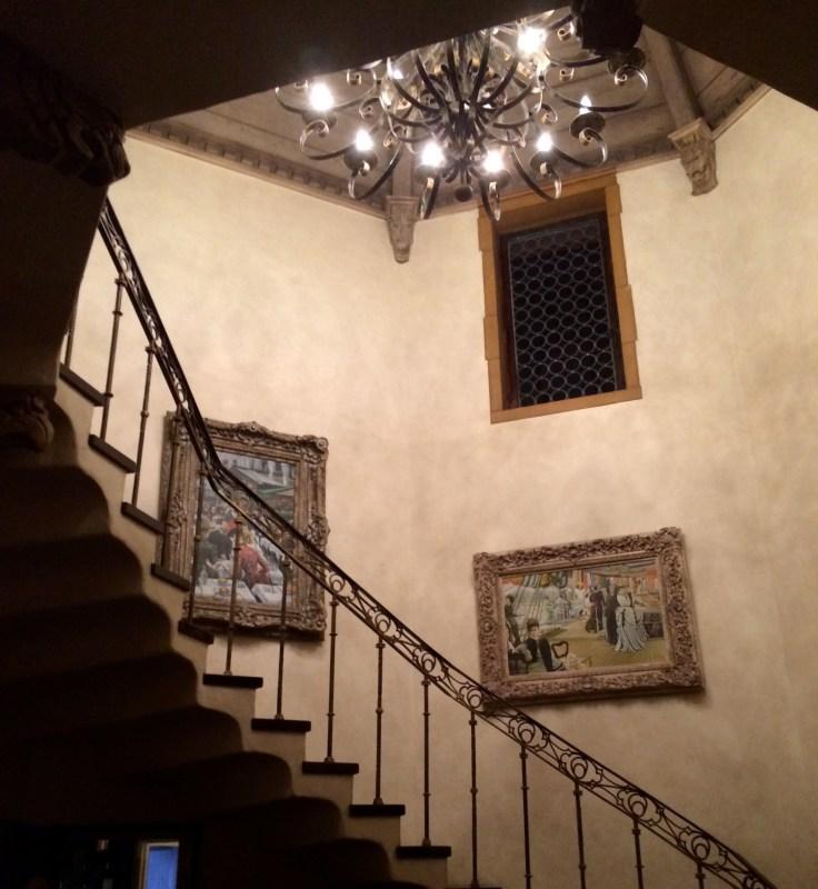 The Fear Tudor Mansion