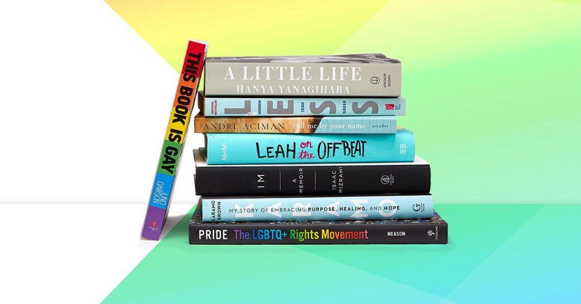 B&N #BookPride Image