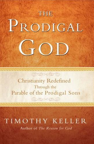 Image result for the prodigal god keller