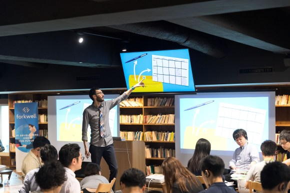 Jake Knapp teaching design sprint
