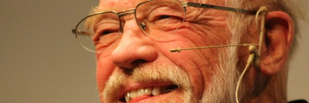 What would you ask Eugene Peterson about your work?