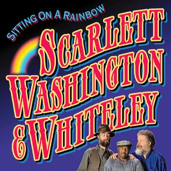 Scarlett, Washington & Whiteley - Sitting On A Rainbow - front