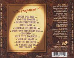 CD Tray Card