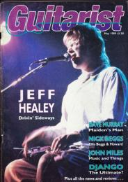 Guitarist Magazine -May-1989 - UK