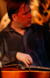 Adventures In Jazzland release party - Healey's - 2004 © Mitch Ostapchuk