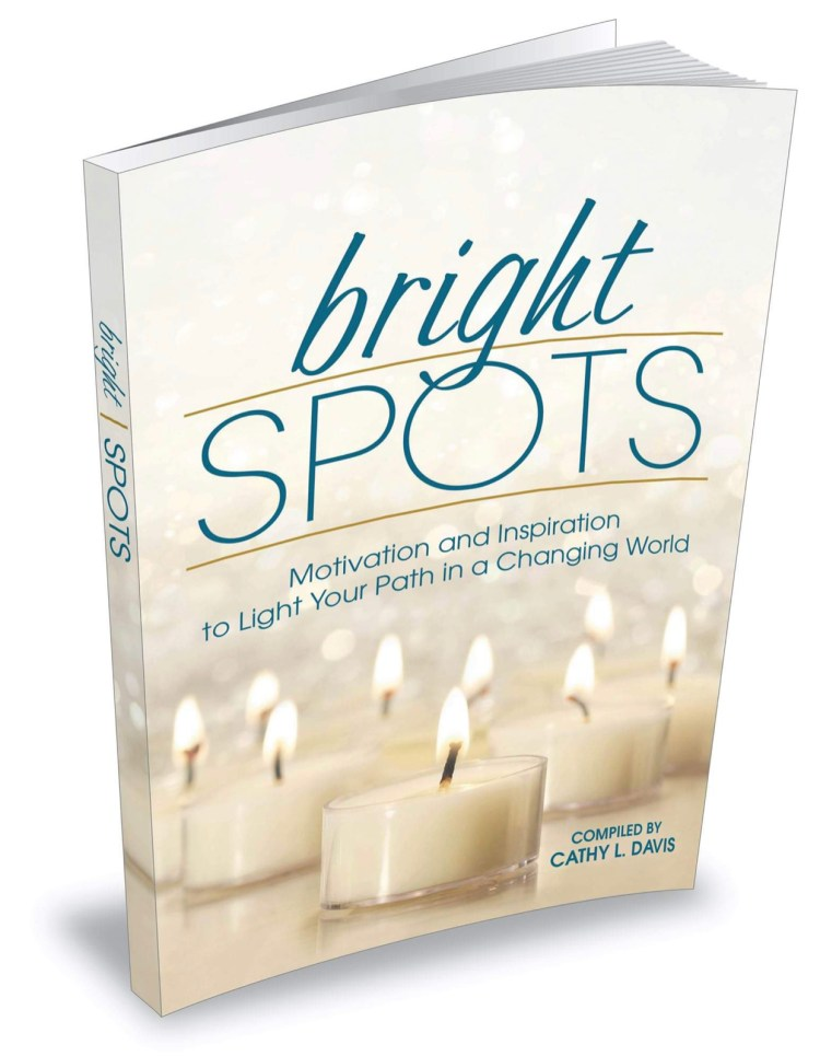 Bright Spots: Motivation and Inspiration to Light Your Path in a Changing World book cover - Jeff Heggie Coaching