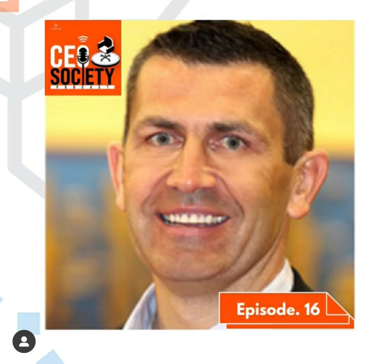 Jeff Heggie Coaching The CEO Society Podcast