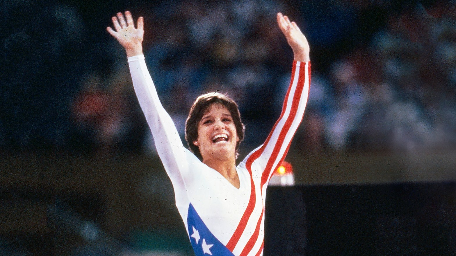 Dreams Goals Visualization Mary Lou Retton Olympic gold