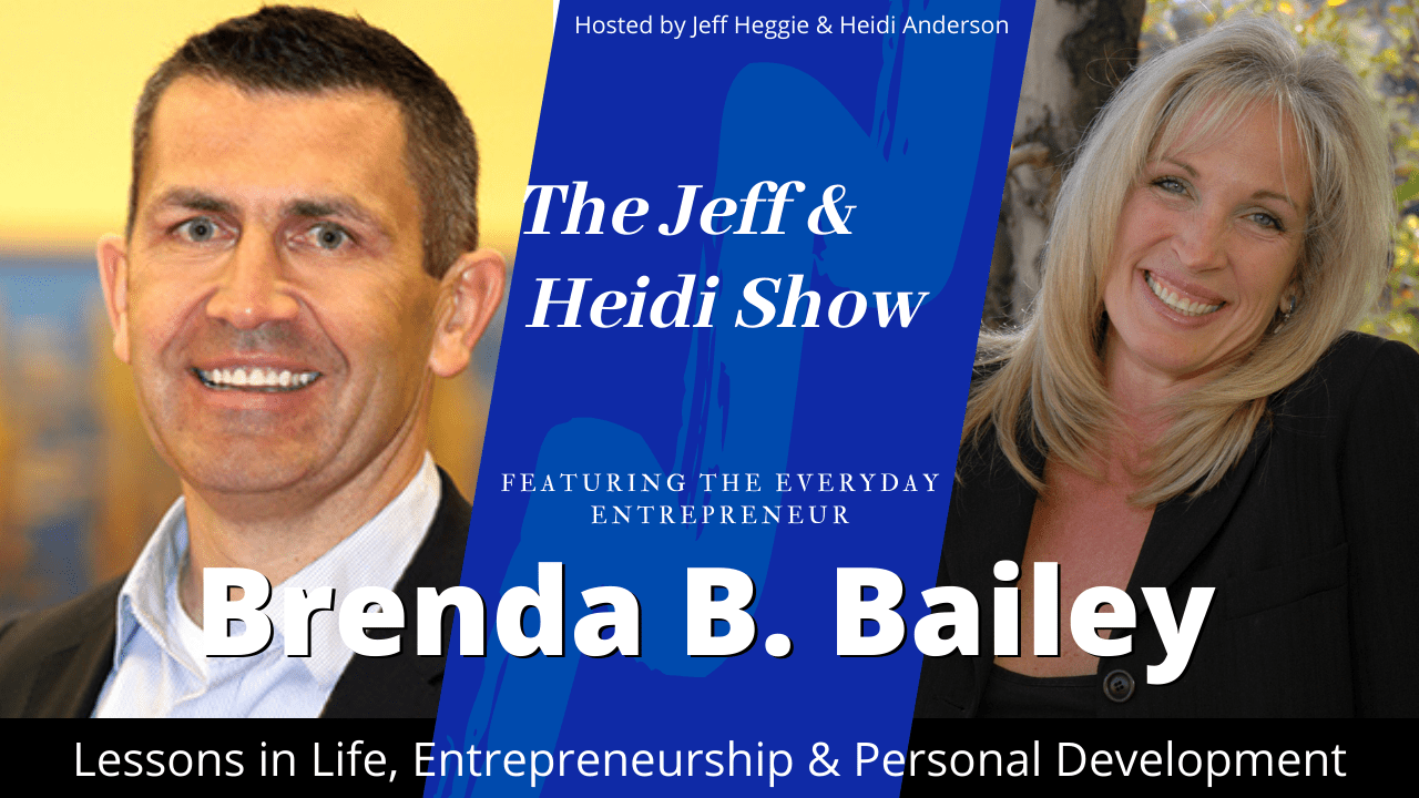 The Jeff & Heidi Show Podcast with Brenda Bailey