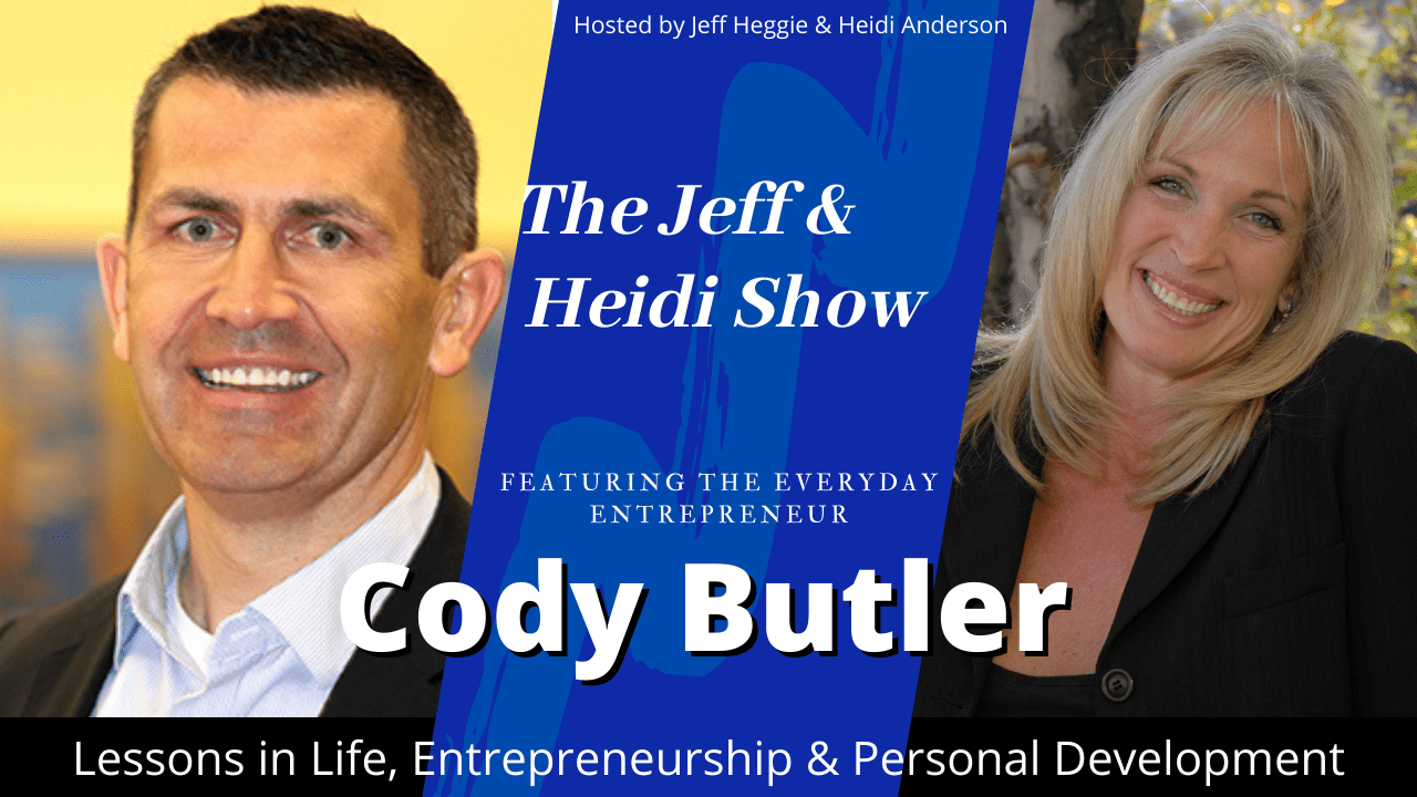 Cody Butler Jeff Heggie Podcast